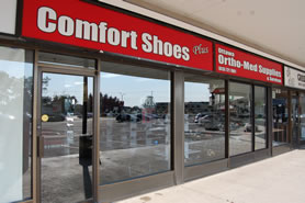 Ottawa's Comfort Shoes Plus